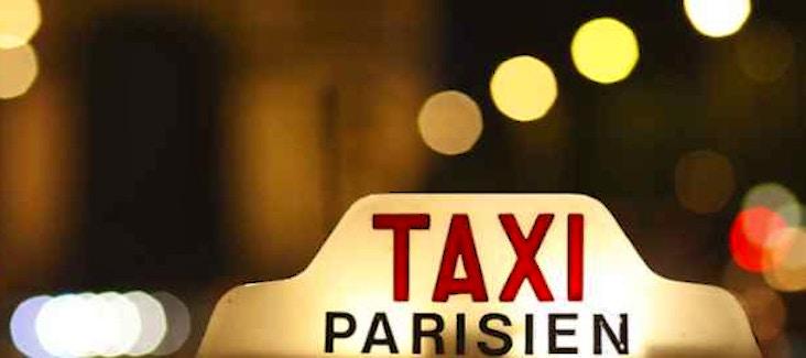 Prenota online un taxi a Parigi e controlla in anticipo le tariffe