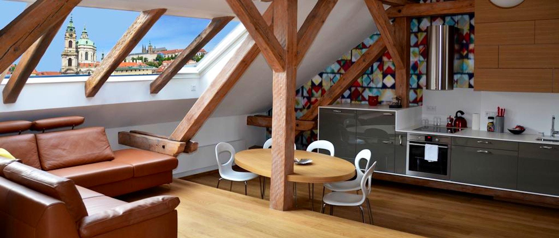 10 Appartamenti in centro a Praga | VIVI Praga